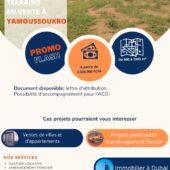 SOCOPI lance une promotion sur la vente des terrains à Yamoussoukro