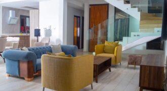 Villas duplex jumelées meublées de 5pieces à louer