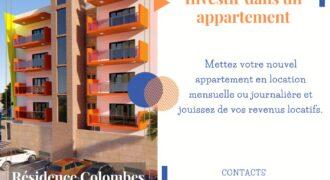 Appartement de haut standing en vente à la Gestoci