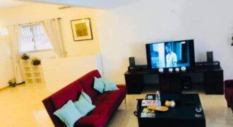 Villa Duplex meublée à louer à la Riviera palmeraie -Rue ministre