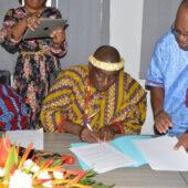 Immobilier en Côte d'Ivoire: Victoire Immobilier vient d'acquérir le projet de lotissement d'une nouvelle ville moderne de 6000 hectares, au bord de la Comoé à Andou-M'Batto (Grand Abidjan).